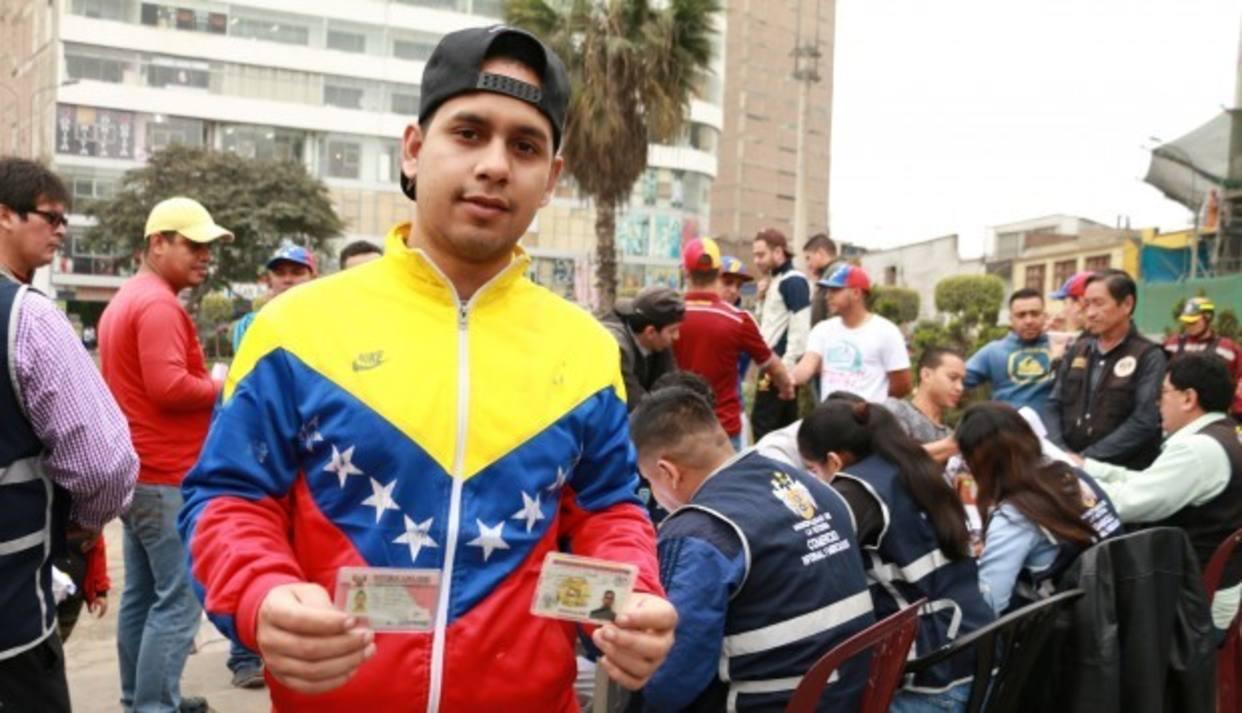 Migración Perú adelantó las citas de permiso de trabajo para los venezolanos