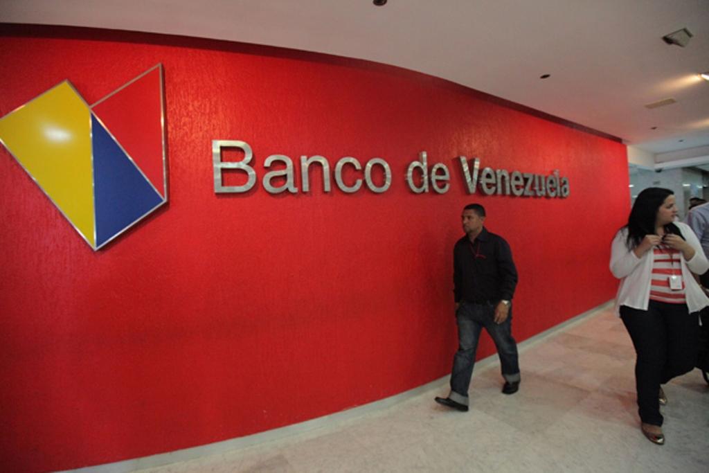 Banco de Venezuela activa taquillas para compra y venta de divisas