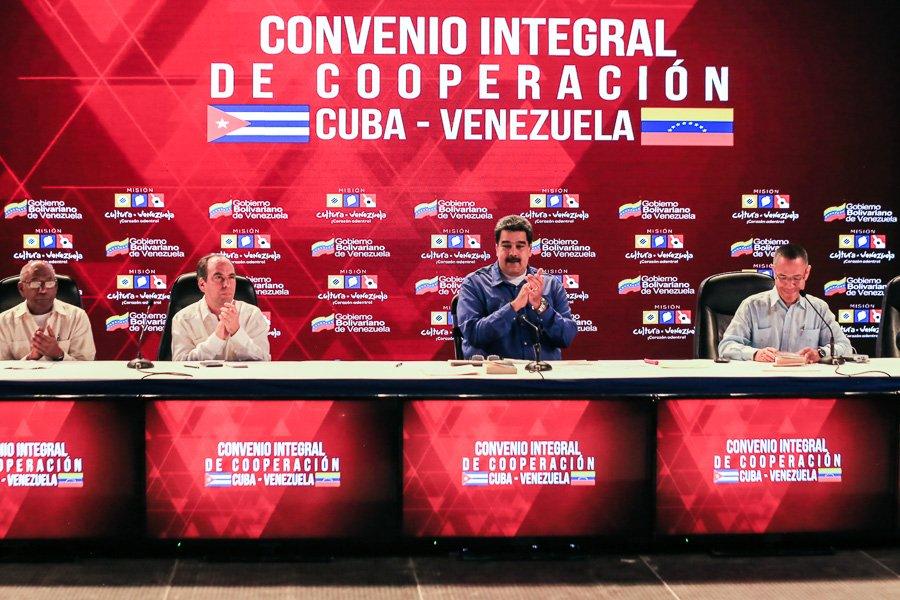 Maduro considera