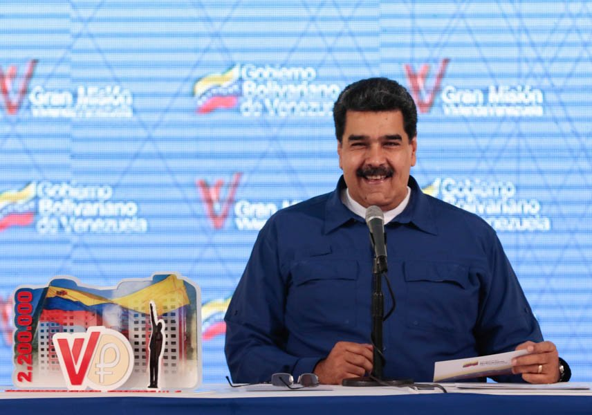Maduro: Iván Duque es un