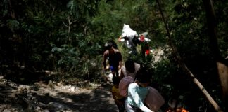 The Wider Image: Fleeing crisis at home, Venezuelans struggle abroad, too