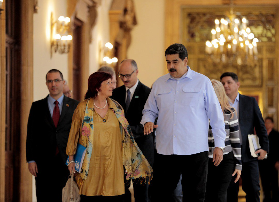 Venezuela y Unicef firman convenio por $32 millones
