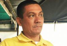 concejal Fernando Albán