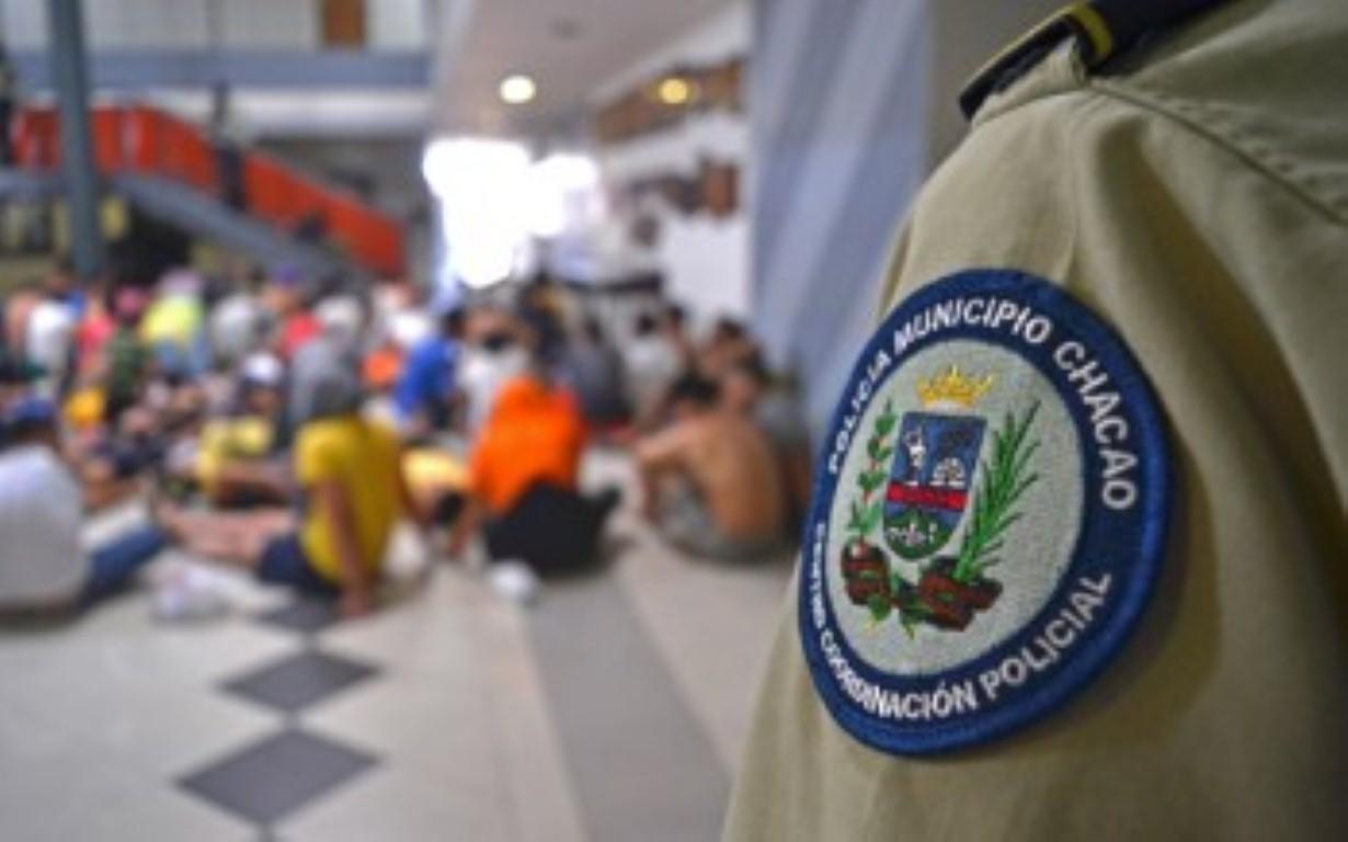 Venezuela: Instalada Junta Interventora de la Policía de Chacao tras su intervención