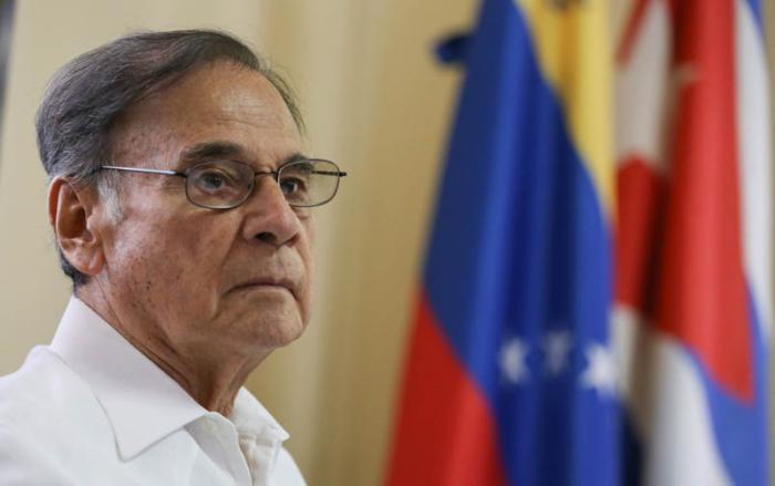 Falleció el exministro Alí Rodríguez Araque