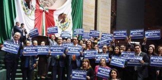 Diputados mexicanos