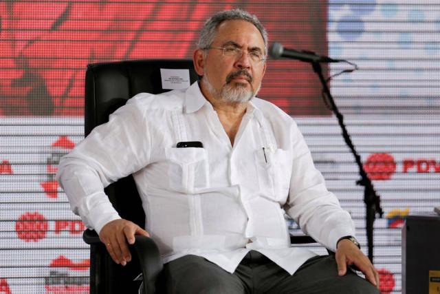 Falleció Nelson Martínez, ex presidente de Pdvsa
