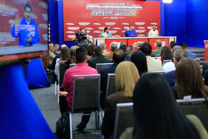 Presidente Maduro lanzó la Misión