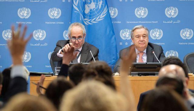 Morales respalda propuesta de Guterres de hallar solución al conflicto en Venezuela