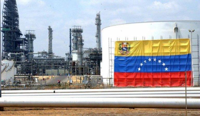 Precios del petróleo suben ante la crisis política de Venezuela