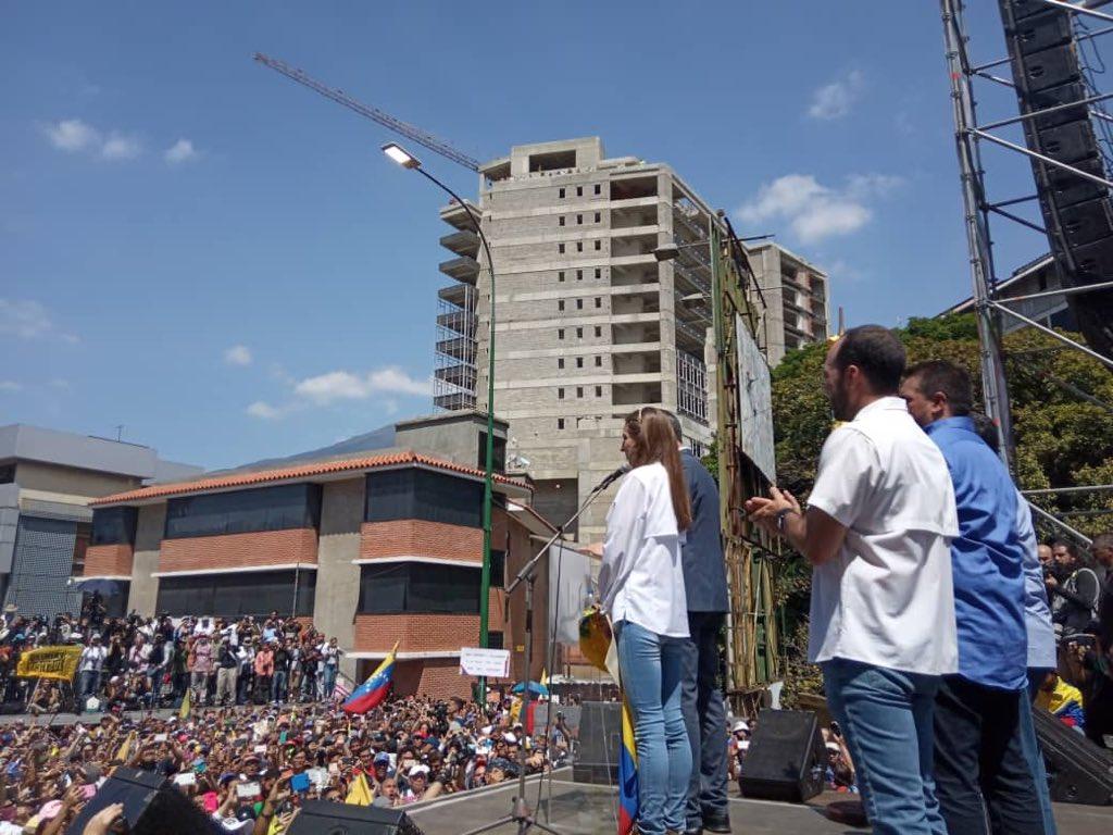 Juan Guaidó anuncia los próximos pasos a seguir