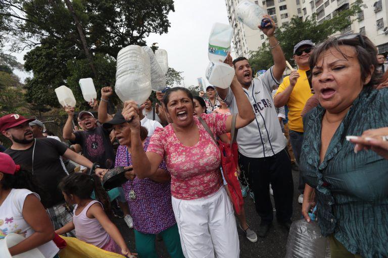 Más de seis mil protestas se registraron en los primeros 90 días de 2019