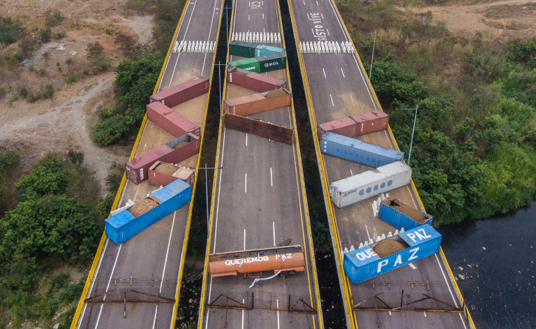 Congresista estadounidense visita frontera para conocer crisis venezolana