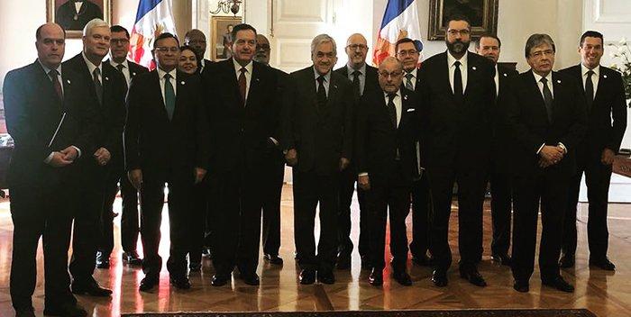 Grupo de Lima condena que fuerzas militares extranjeras estén en el país