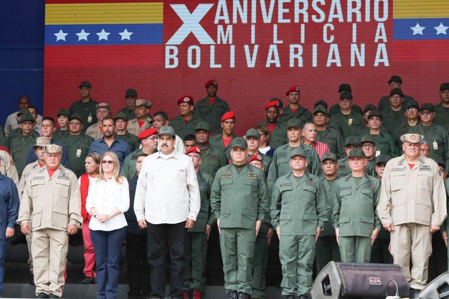 Presidente Maduro decreta asueto el 15,16 y 17 de abril