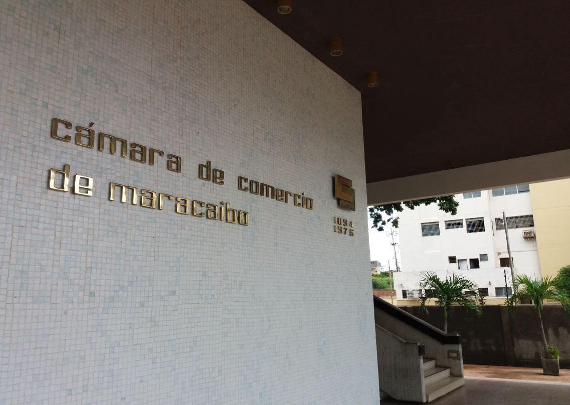 Resultado de imagen de camara de comercio de maracaibo