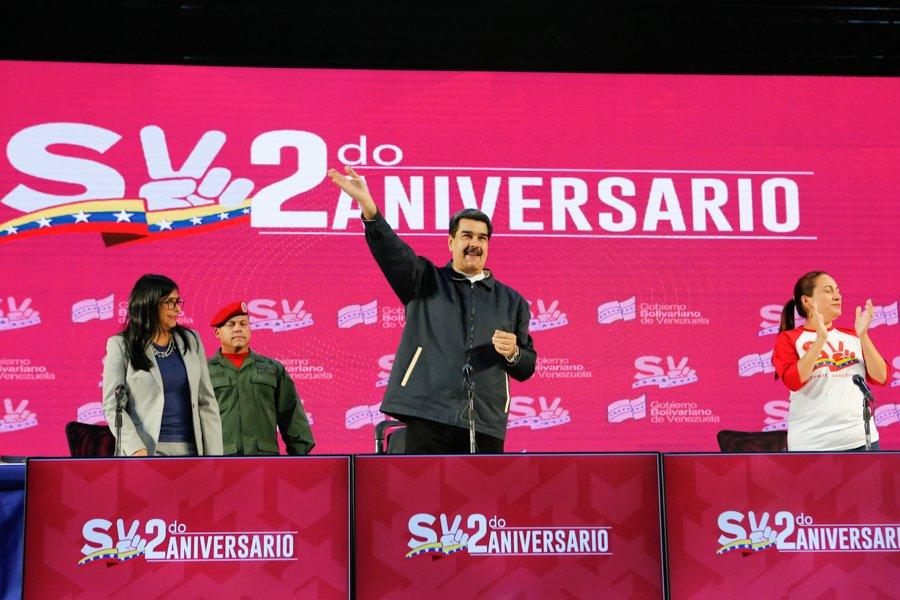 Maduro aprueba más de 2.000 millones de bolívares para somos venezuela