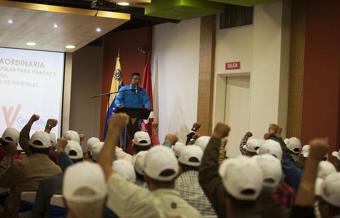 Gobierno entrega vivienda 2.700.000 de la Gran Misión Vivienda Venezuela