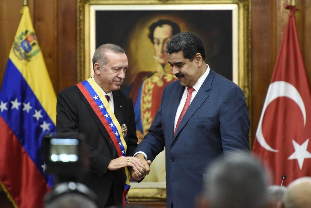 Banco turco Ziraat cierra las puertas a Venezuela en medio de sanciones