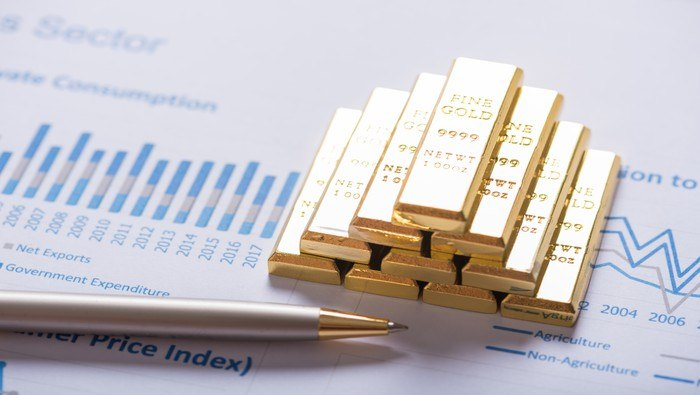 Los precios del oro y del petróleo alcanzan nuevos récords