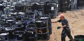 La producción de petróleo de Venezuela en diciembre estuvo en 431 mil bpd, según la Opep