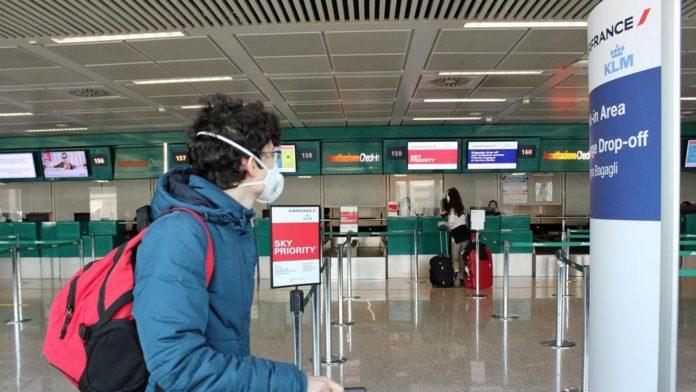 aeropuerto de Italia