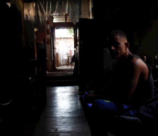 Maracaibo sin energía eléctrica