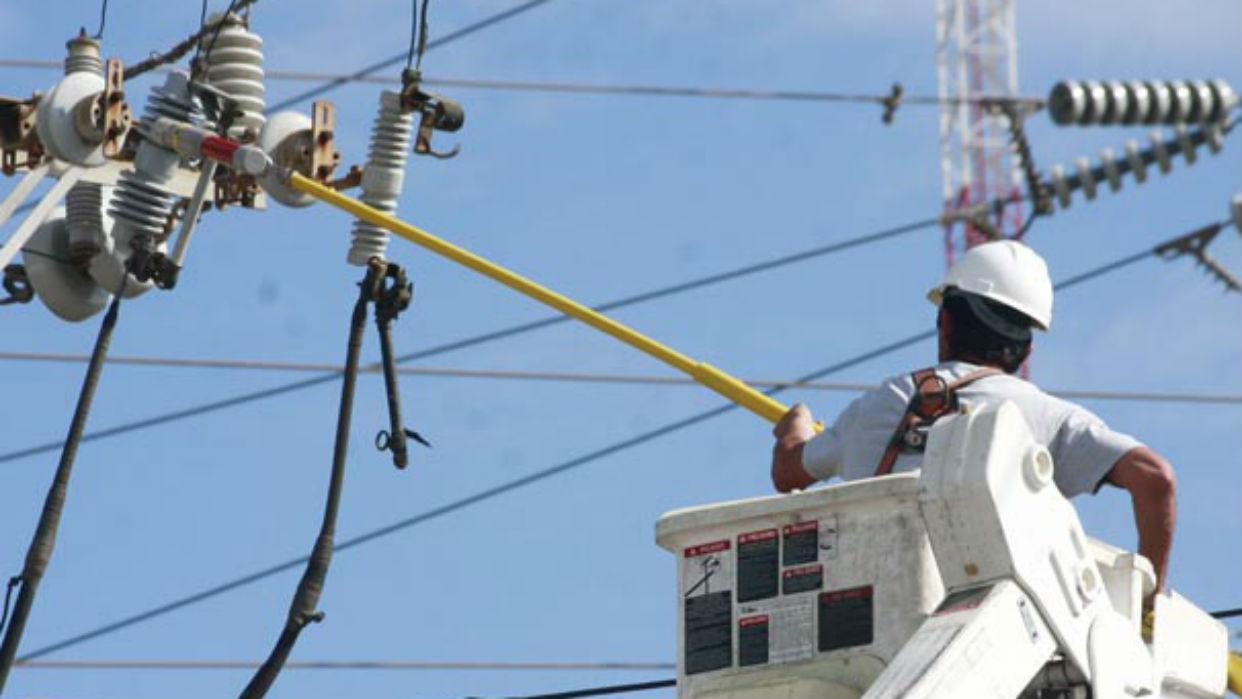 Aseguran que cortes de energía atienden a un plan de racionamiento eléctrico