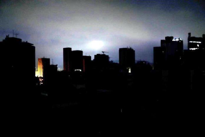 Venezuela sin energía eléctrica