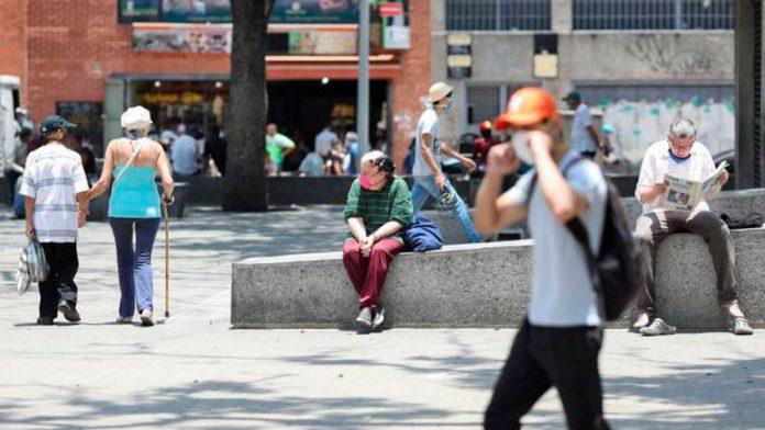 Maduro alista flexibilización en dos niveles para el próximo #27Jul