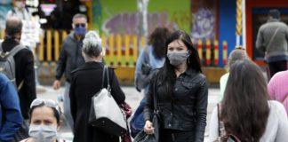 Economía brasileña caerá 6,4% en 2020 por pandemia