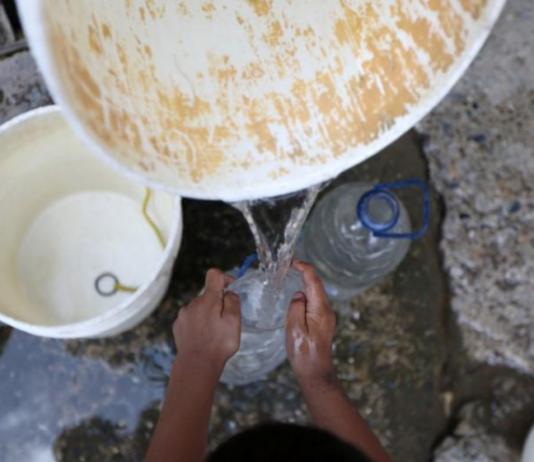 La falta de agua, un obstáculo para enfrentar la pandemia en Venezuela