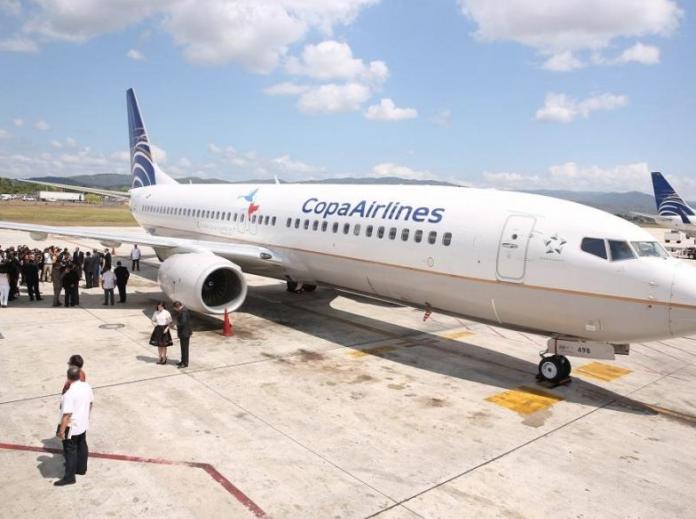 EE.UU. sancionó a Copa Airlines por violar orden de suspensión