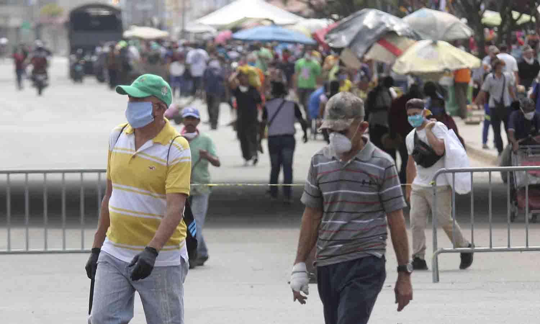 Asciende a 3.386 el número de casos de coronavirus en Venezuela