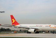 líneas aéreas chinas
