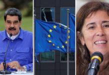 Maduro anunció expulsión de la embajadora de la Unión Europea en Venezuela
