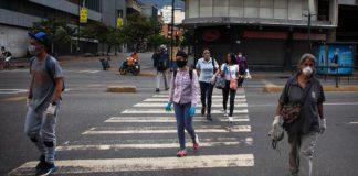 flexibilización de la cuarentena en Venezuela