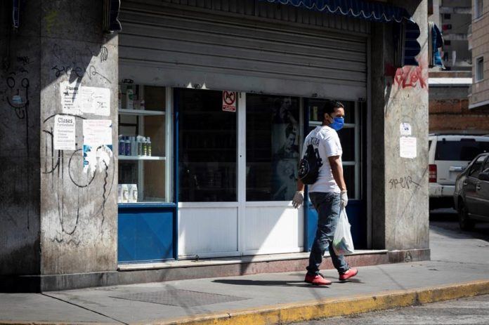 Cerraron comercios en parroquia de Caracas por incumplir medidas contra COVID-19