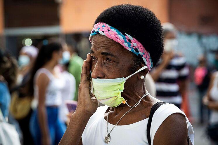 Aumentan a 124 el número de fallecidos por covid-19 en Venezuela