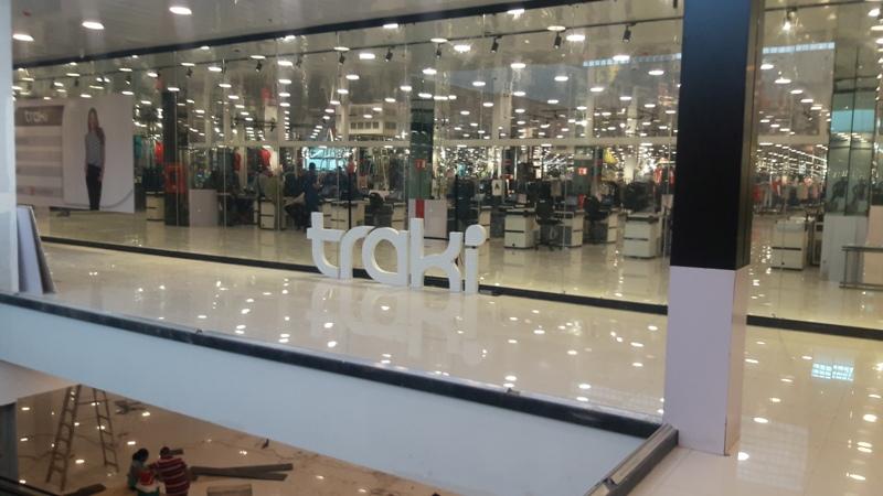 Tiendas Traki ofrece servicio de compras en línea
