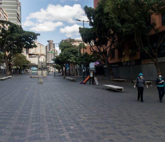 """Evalúan elevar al Distrito Capital y a Miranda a """"cuarentena radical"""" de forma inmediata"""