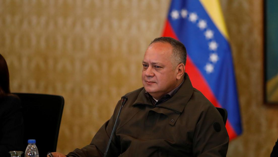 Diosdado Cabello y Omar Prieto positivos a COVID-19