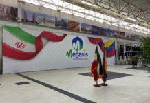 Abrió supermercado iraní en medio de la crisis del covid-19 en Caracas