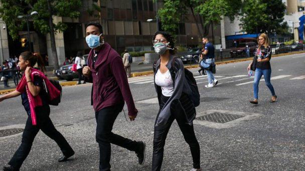 Venezuela registró 426 casos de covid-19 para un total de 10.854