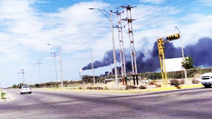 Incendio en refinería Cardón no dejó heridos
