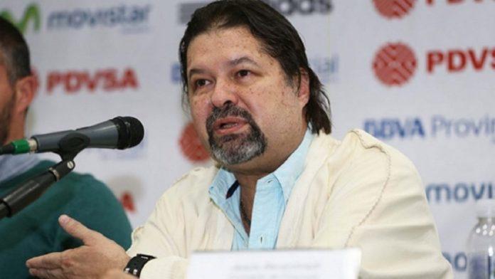 Ordenan congelar cuentas bancarias del presidente del fútbol de Venezuela