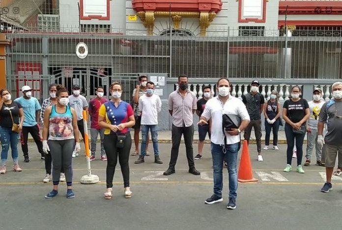 Nuvipa: Régimen no permite regreso de venezolanos varados en Perú, en vuelo humanitario