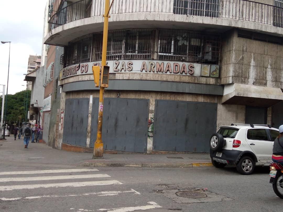Caracas si esta cumpliendo su cuarentena radical (+fotos)