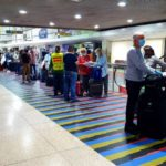 Aerolíneas Estelar: 350 pasajeros europeos partieron a España
