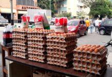 Consumo de huevos cayó 60% en los últimos cinco años